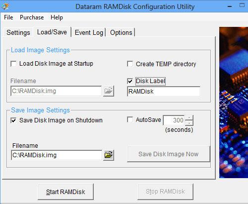 Dataram Ramdisk торрент - фото 6