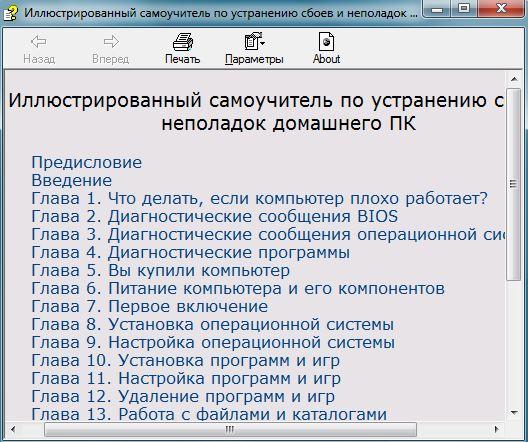 Справочник Сетевого Администратора